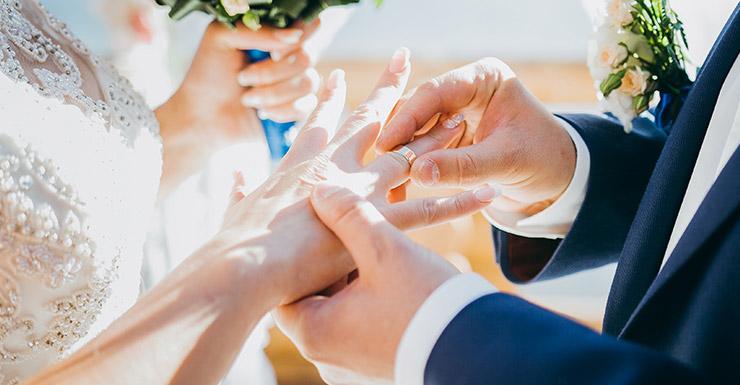 幸福啟程 浪漫結婚禮車